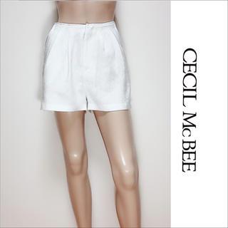 CECIL McBEE - CECIL McBEE ツイード ショートパンツ♡リップサービス INGNI