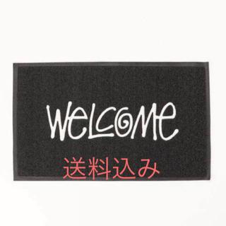 STUSSY - 【送込】STUSSY PVC Welcome Mat マット 玄関マット