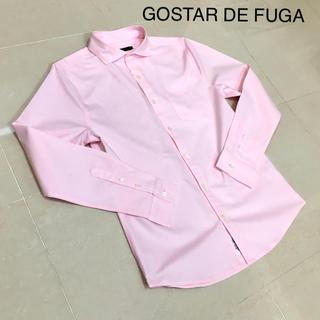 フーガ(FUGA)の GOSTAR DE FUGA ゴスタールジフーガ   シャツ ピンク 長袖(シャツ)