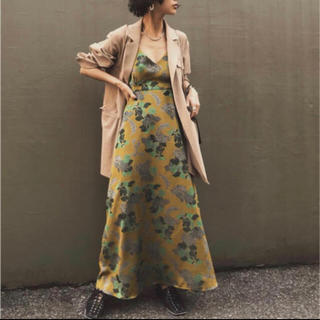 Ameri VINTAGE - Ameri vintage BERRY JACQUARD DRESS