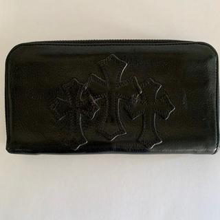 Chrome Hearts - 美品 クロムハーツ長財布