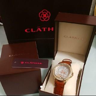 クレイサス(CLATHAS)のクレイサス 腕時計 レディース 時計 エンジェルハート(腕時計)