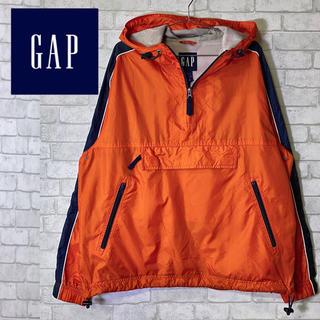 ギャップ(GAP)の【GAP】ギャップ ビンテージ90's アノラックパーカー ナイロン/Sサイズ(マウンテンパーカー)