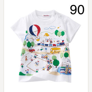familiar - 新品 ファミリア 70周年 Tシャツ 限定 90 男