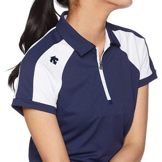 DESCENTE - Lサイズ/デサントゴルフ ⬆︎ 半袖シャツ