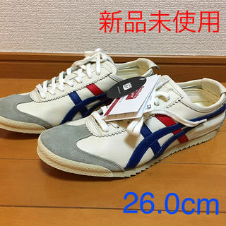Onitsuka Tiger - 特価!オニツカタイガー MEXICO 66 DELUXE NIPPON MADE