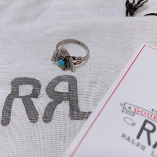 RRL - RRLダブルアールエル表参道店購入 サンダーバード リング ヴィンテージ 50s