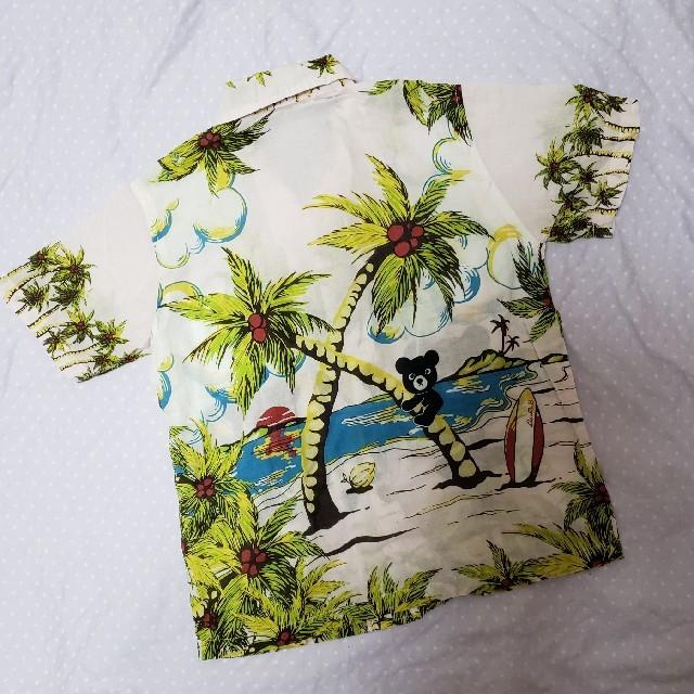 mikihouse(ミキハウス)のミキハウス ダブルビー シャツ キッズ/ベビー/マタニティのキッズ服男の子用(90cm~)(Tシャツ/カットソー)の商品写真