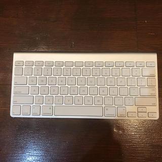 Apple - APPLE WIRELESS アップルキーボード純正A1314
