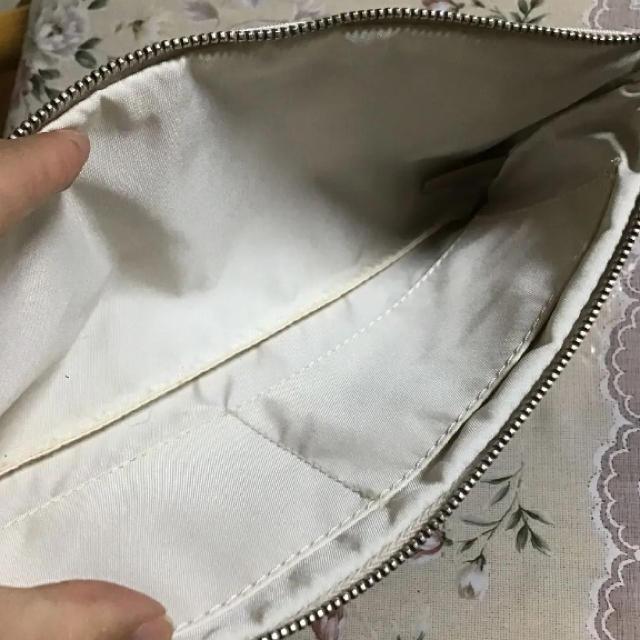 CHANEL(シャネル)の美品 CHANEL トラベルライン クラッチバッグ ポーチ レディースのバッグ(クラッチバッグ)の商品写真