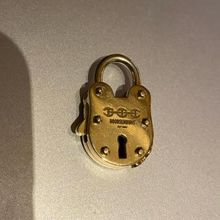ロンハーマン(Ron Herman)のHOORSENBUHS ホーセンブース 金無垢 ネックレストップ(ネックレス)