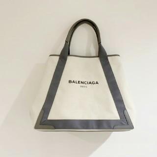 Balenciaga - 大人気☆ BALENCIAGA バレンシアガ トートバッグ バッグ グレー M
