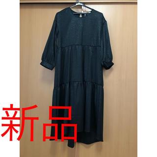 ディーホリック(dholic)のロングワンピース  レディース 韓国ファッション ディーホリック(ロングワンピース/マキシワンピース)
