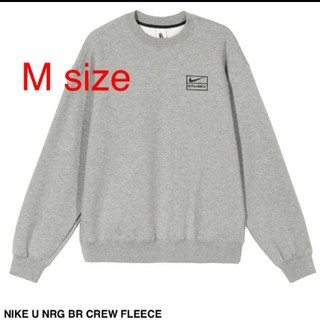 STUSSY - Nike×Stussy スウェット上 Mサイズ