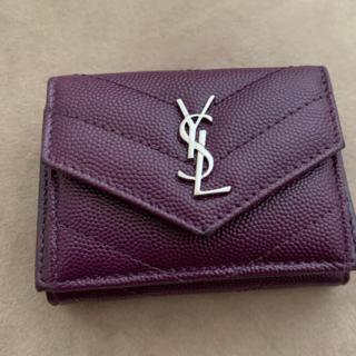 Saint Laurent - yls 財布 プルメリア