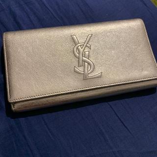 サンローラン(Saint Laurent)の【美品】サンローラン  長財布(財布)
