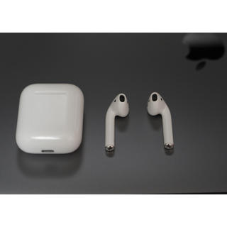 Apple - AirPods 第1世代 中古 付属品完備