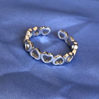 ハート シルバーリング(リング(指輪))