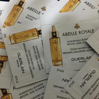 ゲラン(GUERLAIN)のアベイユ ロイヤル ウォータリーオイル 10包(美容液)