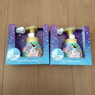 Disney - ☆新品☆ ディズニーランド ハンドソープ ビオレu  限定 35周年 2個セット