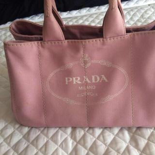 プラダ(PRADA)のカナパ(スーツケース/キャリーバッグ)