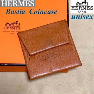 Hermes - HERMES/エルメスバスティア コインケースユニセックス□J刻印*短期出品*
