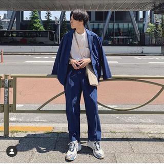 SUNSEA - 【YOKE】ヨーク セットアップ JOHN別注 19SS ブルー