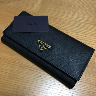 PRADA - PRADA❤︎長財布 美品
