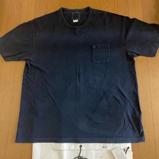 ヴィスヴィム(VISVIM)のvisvim 19ss JUMBO TEE S/S(N.D.) IRIS  (Tシャツ/カットソー(半袖/袖なし))