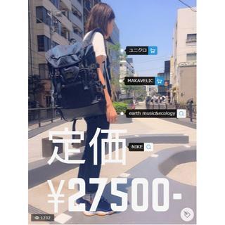 BEAMS - 激安 新品 マキャベリック【MAKAVELIC】リュック 3105-10109