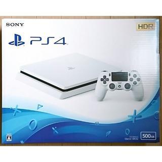 PlayStation4 - 保証あり新品 PS4 本体 500GB CUH-2200AB02