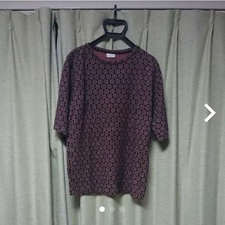 ドリスヴァンノッテン(DRIES VAN NOTEN)のドリスヴァンノッテン 柄Tシャツ(Tシャツ/カットソー(半袖/袖なし))