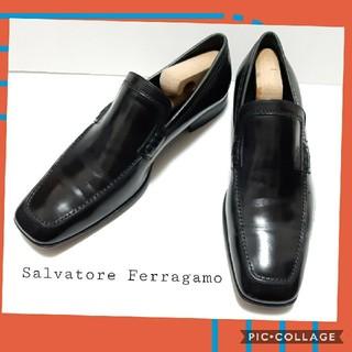 Salvatore Ferragamo - Salvatore Ferragamo 中古 超美品 フェラガモ ヴァンプ バン