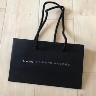 マークバイマークジェイコブス(MARC BY MARC JACOBS)のマークジェイコブス 未使用 ショップ袋 アクセサリー プレゼント用(ショップ袋)