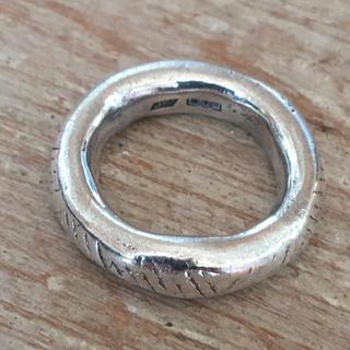 アッシュペーフランス(H.P.FRANCE)のジャクリーヌラバン シルバーリング(リング(指輪))