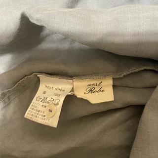 ネストローブ(nest Robe)のネストローブリネンシャツセット 確認(シャツ/ブラウス(長袖/七分))