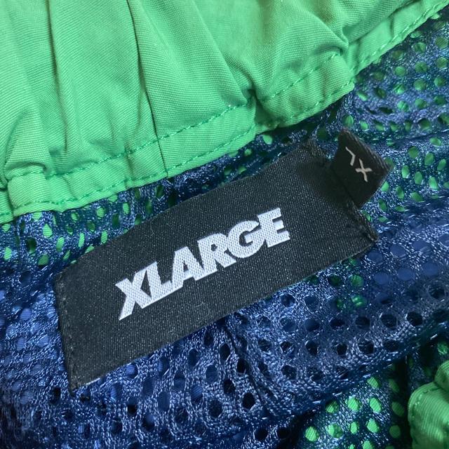 XLARGE(エクストララージ)のxlarge トラックパンツ メンズのパンツ(ワークパンツ/カーゴパンツ)の商品写真
