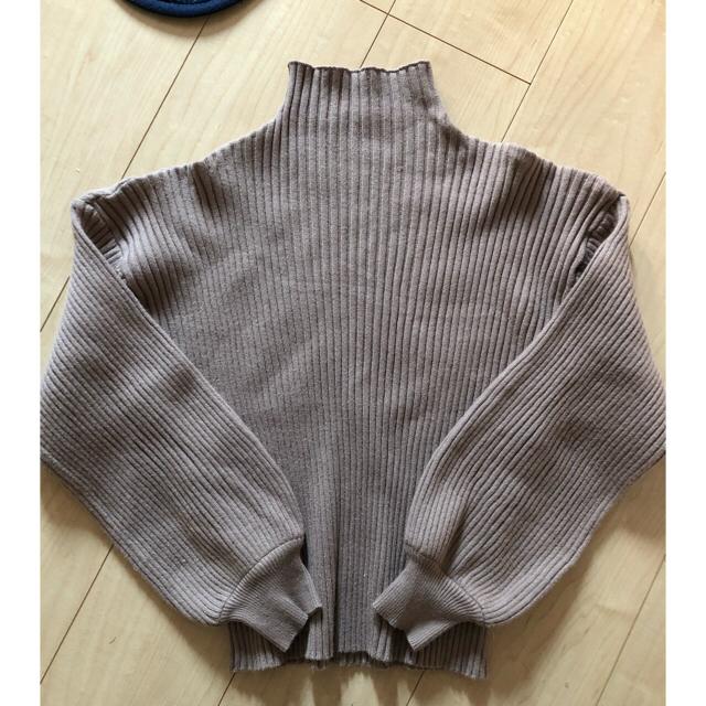 GRL(グレイル)の専用ページ レディースのトップス(ニット/セーター)の商品写真