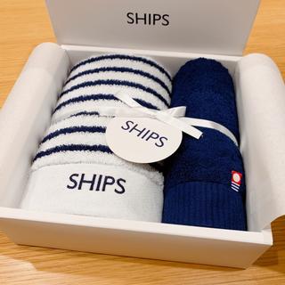 シップス(SHIPS)のSHIPS タオルセット 今治タオル 新生活(タオル/バス用品)
