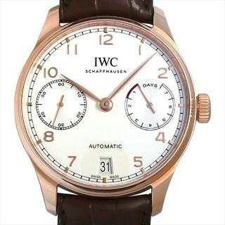 ポルトギーゼ オートマティック IW500701 新品 メンズ 腕時計