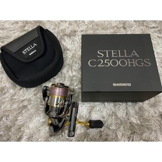 シマノ(SHIMANO)のシマノ 14ステラ c2500hgs(リール)