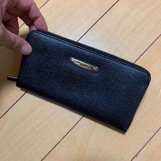 コムサイズム(COMME CA ISM)のモノコムサ 牛革(一部合皮) 長財布 レディース(財布)