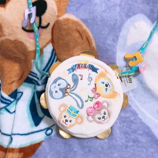 Disney - 新品ダッフィーフレンズ コインケース