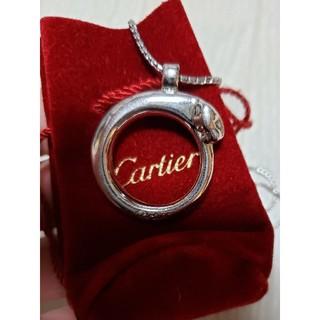 Cartier - 値下げ【Cartier】パンテール ネックレス キーホルダー チャーム