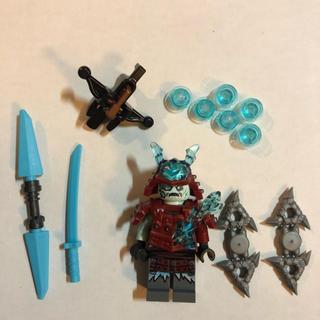 Lego - レゴ ニンジャゴー ブリザード戦士 サムライ LEGO NINJAGO