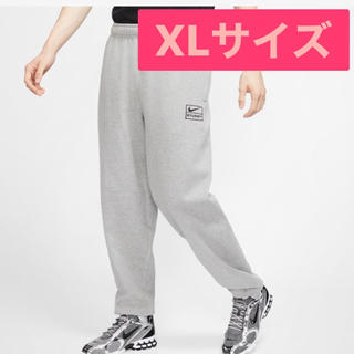 NIKE - stussy nike FLEECE PANTS  XLサイズ