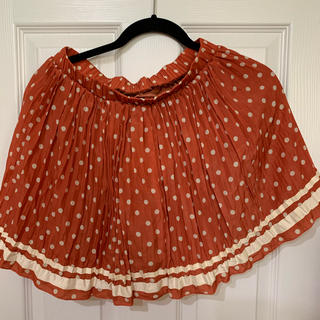 THE EMPORIUM - スカート プリーツ ミニスカート