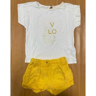 クロエ(Chloe)のクロエ Tシャツ 短パン 3Y 4Y 95cm 100cm 110cm(パンツ/スパッツ)