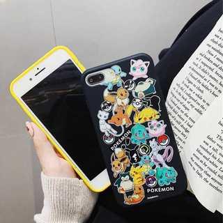 IP010 ポケモン ブラック iPhoneケース X/XS(iPhoneケース)