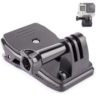 (新品) GOPROカメラクリップ クイッククランプ 回転式 クリップ アダプタ(ビデオカメラ)